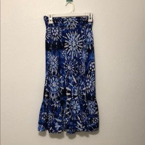 Girl skirt.